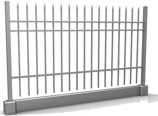 Metāla profila žogs